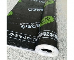 sbs弹性改性沥青防水卷材
